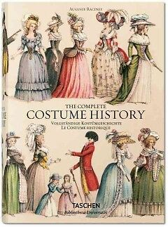 The Complete Costume History / Vollst?ige Kos...-NEW-9783836555401 by Racinet,