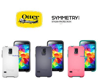 Otterbox SYMMETRY SERIES for Samsung Galaxy S5 - Retail Packaging