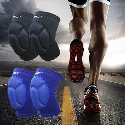 Thickening Extreme Sports Knee Pads Brace Support Dancing Football Volleyball