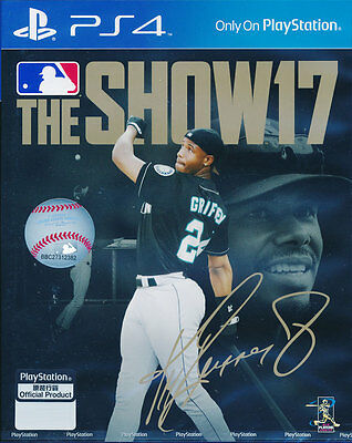 MLB The Show 17 - PS4 Game - BRAND NEW SEALED