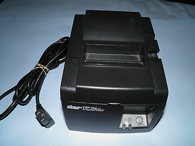 Star Micronics TSP100 TSP143  Thermal POS Receipt Printer LAN / Ethernet