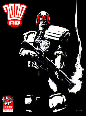 2000AD 40th Anniversary Special - David Aja VARIANT Cover NEW
