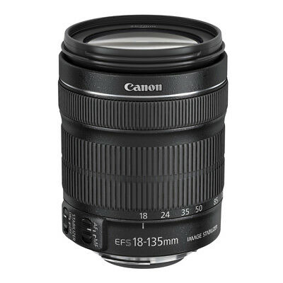 Canon EF-S 18-135mm f/3.5-5.6 IS STM - ZOOMOBJEKTIV | WHITE BOX - BULK