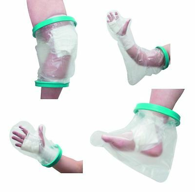 Adult Hand Wrist Arm Leg Cast Bandage Waterproof Protector Cover Bath Shower