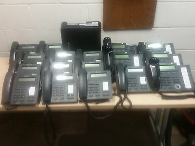 vertical summit vs-5000-00 phone system with 17 phones