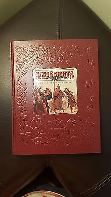 Aces & Eights Shattered Frontier Roleplaying Game - Rare Out Of Print Hardcover