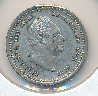 Great Britain William IV Twopence 1833