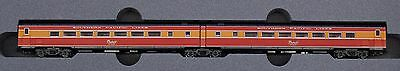 N Scale - KATO 106-6309 SOUTHERN PACIFIC LINES Morning Daylight 2-Chair Car Set