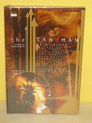 SANDMAN 8 HC - Worlds End - NEIL GAIMAN - Vertigo/DC - New SEALED - 1st Edition