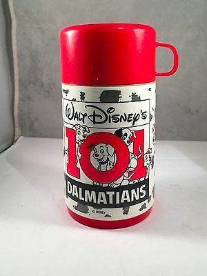 Vintage 101 Dalmatians Disney Lunch Drink Thermos by Aladdin (Thermos Only)