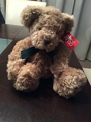 Russ Bear Dexter New With Tag