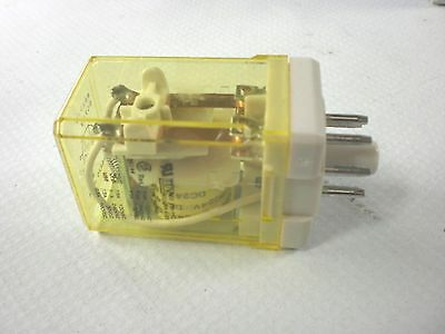 IDEC Ice Cube Relay RR2P-U DC24V | 24 VDC | 10A | Non latching (Lot of 2) NEW