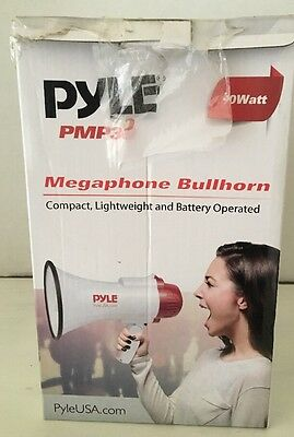 Pyle-Pro PMP30 Professional Megaphone Bullhorn 30 Battery Operated