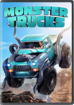 Monster Trucks [New DVD]