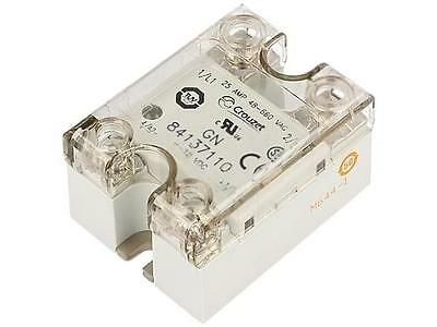 GN-25A-7110 Relay solid state Ucntrl4÷32VDC 25A 48÷660VAC IP20 84137110