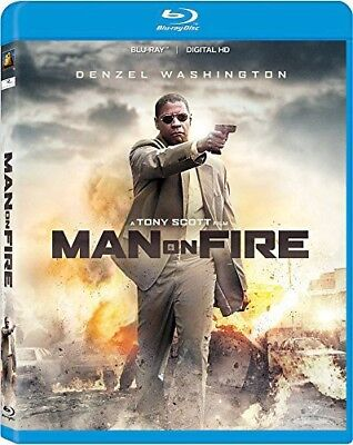 Man on Fire [New Blu-ray] Pan & Scan, With Movie Cash