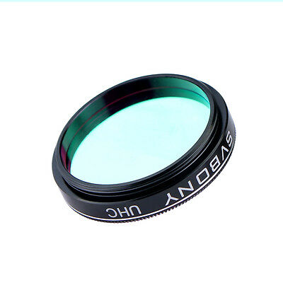 "1.25"" UHC Deep Sky Filter Cutting Light Pollution for Telescope Eyepiece Filters"