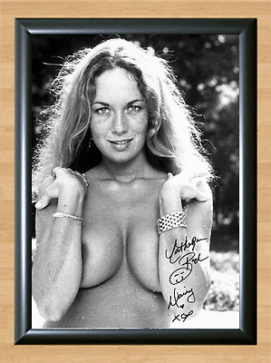 Catherine Bach Dukes of Hazzard Daisy Signed Autographed A4 Photo Print Poster 3