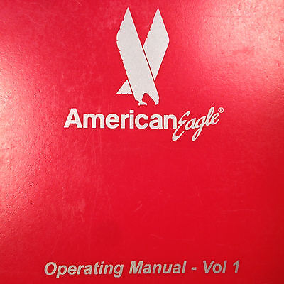 Embraer 140-145 Aircraft Operating Manual,, Vol 1, from American Eagle