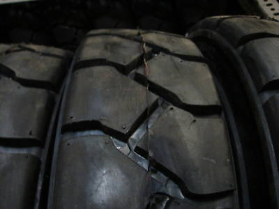 6.00-9 600-9 Forklift Tire Tires 10 Ply New