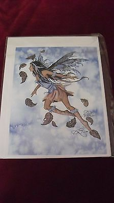 Amy Brown -  Wind Element - OUT OF PRINT Retired