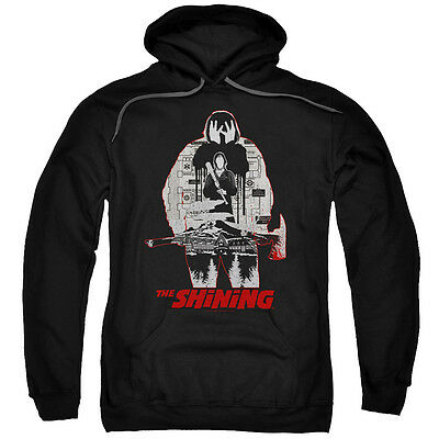 The Shining Movie Collage COME OUT COME OUT Licensed Adult Sweatshirt Hoodie