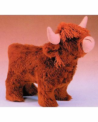Minicraft Highland Cow sewing kit