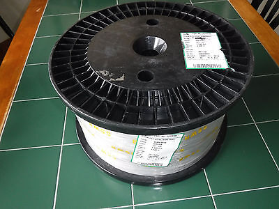 NEW KOSWIRE AISI 316 STAINLESS STEEL WIRE ROPE 1.5mm x 2500 meters 1x7