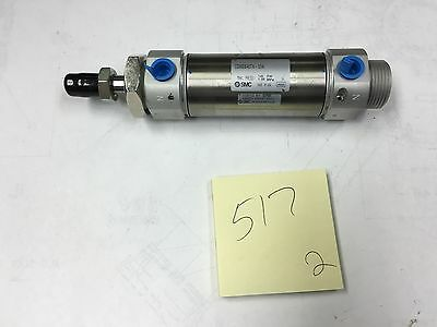 SMC CDM2B40TN-50A Pneumatic Cylinder Actuator NEW