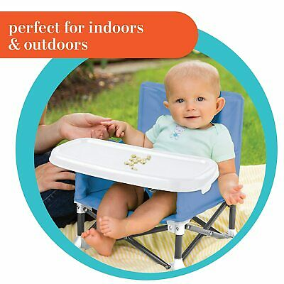 NEW! Summer Infant Pop N' Sit Portable Booster Baby Chair Portable