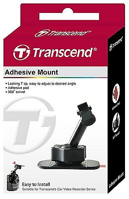 Transcend Adhesive Mount for DrivePro Car Video Recorders * Brand New * Fast Del