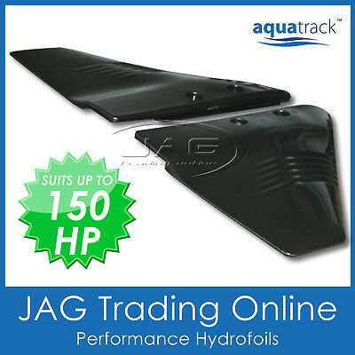 Aquatrack Performance Hydrofoil - Boat / Outboard Motor Stabiliser - For 5-150Hp