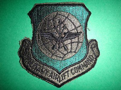 US Air Force Patch MILITARY AIRLIFT COMMAND
