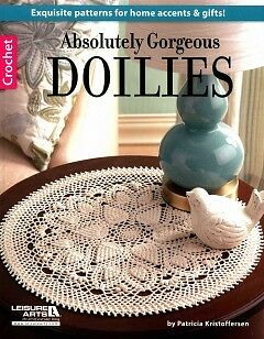 Absolutely Gorgeous Doilies - NEW - 9781464718939 by Kristoffersen, Patricia