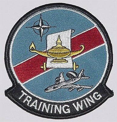 Patch Aufnäher NATO AWACS Training Wing .............A4912K