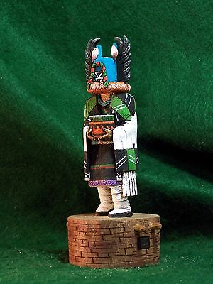 Hopi Kachina Doll - The Crow Mother - Gorgeous!