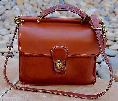 Coach Vintage Camera Bag Be Diffe Go Beautiful Conversion