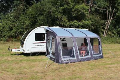 Outdoor Revolution Sport Air 400 Inflatable Caravan Porch Awning 2017