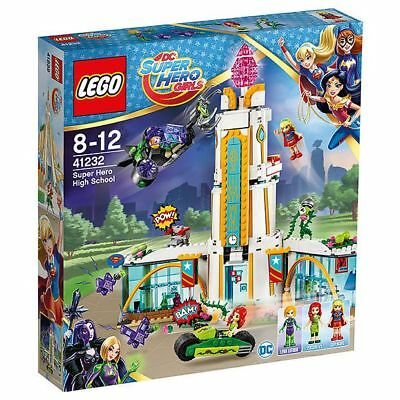 NEW LEGO DC Super Hero Girls Super Hero High School 41232 Age: 8-12