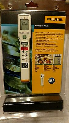 Fluke FoodPro Plus Thermometer, New