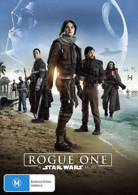 Rogue One: A Star Wars Story (DVD) Brand New