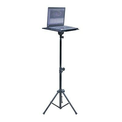 Soundlab Adjustable Tripod Mixer Lighting Laptop Projector Stand DJ Black