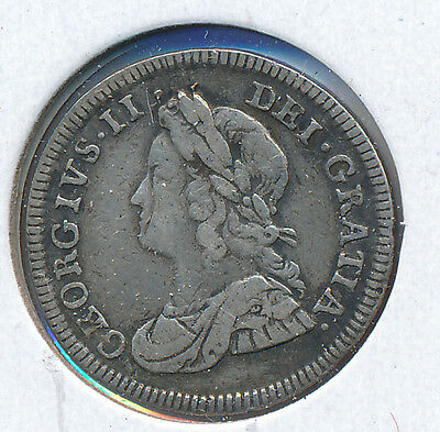 Great Britain Fourpence 1740