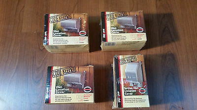 Lot Of 4 Red Dot Code Keeper In-Use Wet Location Cover NIP