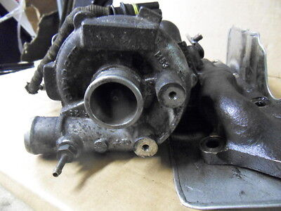 smart car roadster 452 2003-2006 GARRET TURBO & MANIFOLD VGC
