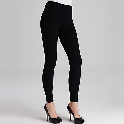NEW Woman's black leggings yoga pants footless One Size Lot of 12