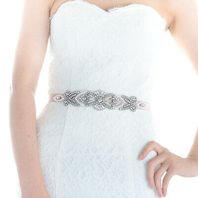 Promotion Beadings Wedding Belts Wedding Sashes Crystal Bridal Sash Bridal Belt