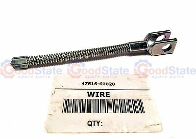 Backing Plate Brake Cable Park Brake Wire Toyota Landcruiser 75 80 100 Series