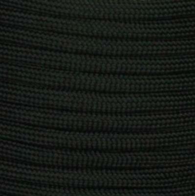 Paracord 550 7 strand (100ft) Military Spec Tactical Black