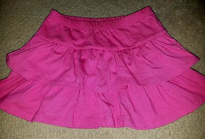 girls size 6 Gymboree skort pink skirt